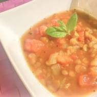 Aromatyczna i rozgrzewająca zupa z soczewicy