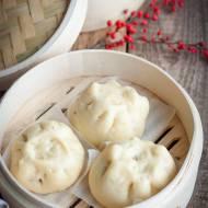 Chińskie bułeczki na parze BAOZI 包子
