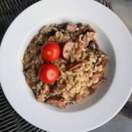 Polskie risotto
