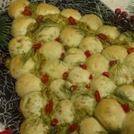 Choinka - Wyśmienita przekąska na Święta Bożego Narodzenia