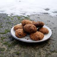 Pyszne ciasteczka gryczane z wiórkami kokosowymi i daktylami