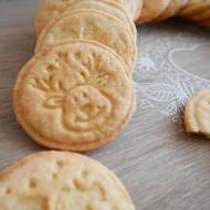 Ciasteczka maślano-imbirowe