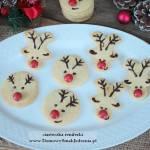 ciasteczka reniferki