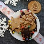 FIT Święta 🎄- Przepis #97 Owsiane pierniczki