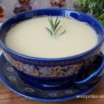 Zupa krem czosnkowy