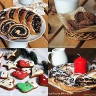 Przepisy na świąteczne ciasta i inne słodkości