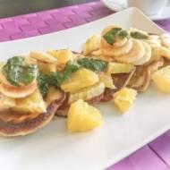 Pyszne śniadanie – placuszki z ricottą