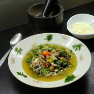 Zupa, której składniki to małżeństwo idealne!