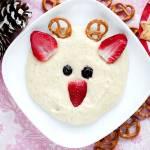 Kaszka Renifer - śniadanie dla dzieci
