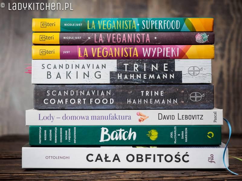Książki kucharskie idealne na prezent