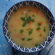 Zupa marchewkowa z chili
