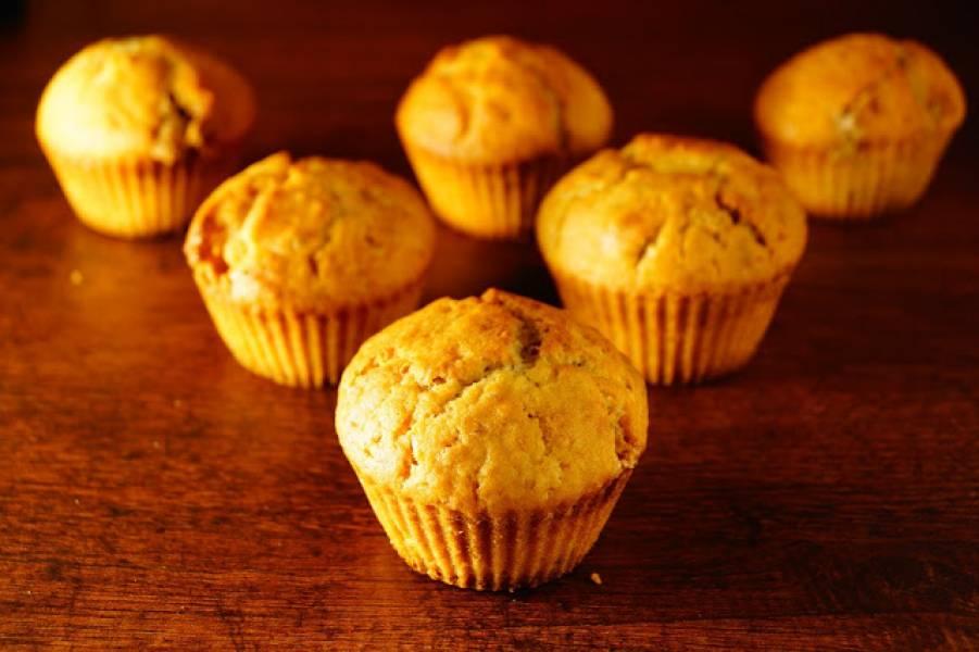 Przepis Na Muffinki Chałwowe W Kuchni We Dwoje