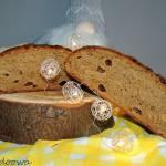 Szwedzki świąteczny chleb korzenny na piwie