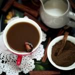 Piernikowa kawa z żołędzi