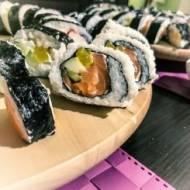 Jak tanio zrobić domowe sushi