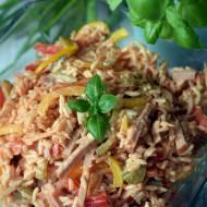 Sałatka ryżowo-paprykowa s.Marii