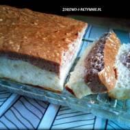Sernik waniliowo kakaowy w 10 minut