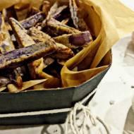 frytki z ziemniaków truflowych