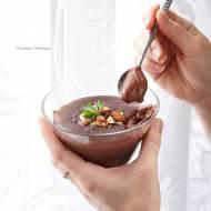 Budyń czekoladowy z korzenną nutą