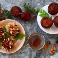 Szyszki, czyli piernikowe muffinki