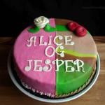 Spóźniony tort urodzinowy i post, który zaginął
