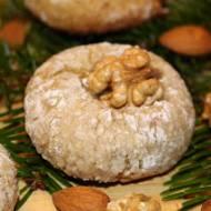 Ciasteczka orzechowo-słonecznikowe
