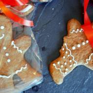 Ludziki imbirowe, czyli gingerbread men