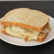 Amerykańska kanapka Patty Melt