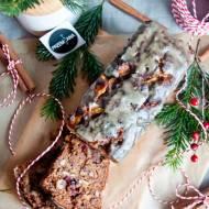 Ciasto piernikowo-daktylowe z bakaliami
