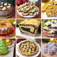 Najlepsze ciasta na Boże Narodzenie / Świąteczne ciasta