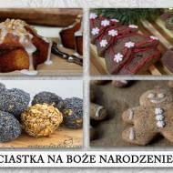 Pierniczki i ciasteczka na święta Bożego Narodzenia