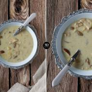 Zupa grzybowa z mrożonych borowików