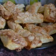 Ciastka francuskie z migdałami