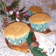 Waniliowe muffinki z rodzynkami