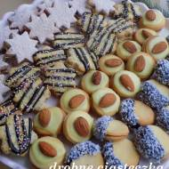 drobne ciasteczka