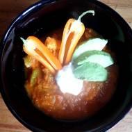 Domowe curry z kurczaka. Mój ulubiony przepis na piersi z kurczaka.