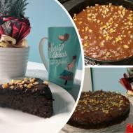 Pierniko-brownie z batatów