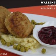 Wallenbergare- szwedzkie kotleciki z mielonej cielęciny