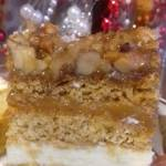 Ciasto na Sylwestra- Snikers.