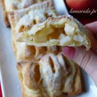 Proste ciastka francuskie z jabłkami