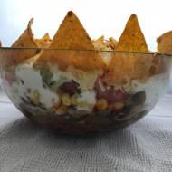 Sałatka meksykańska.