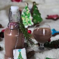 Likier czekoladowo piernikowy