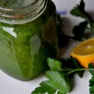 Naturalny detoks organizmu. Smoothie z natki pietruszki i zielonego ogórka
