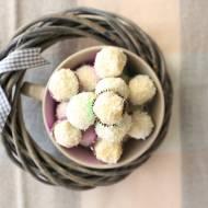 Trufle kokosowe z kaszy jaglanej / Raffaello