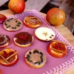 Jabłkowe przekąski