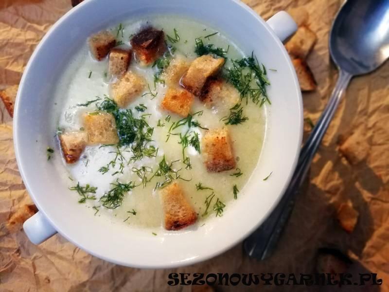 Krem z ziemniaków