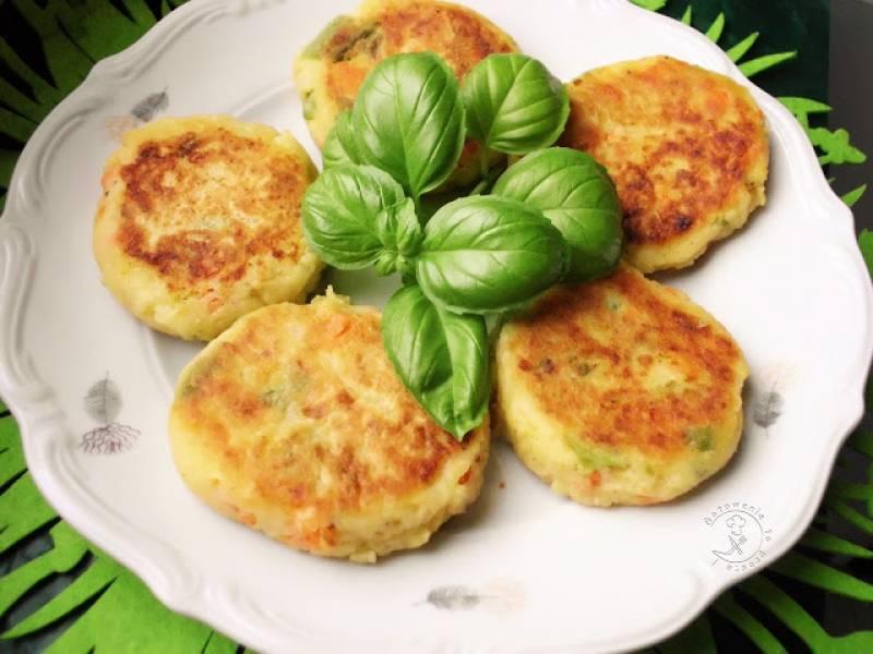 Obiad za 10 zł Czyli Ziemniaczano Warzywne Kotlety