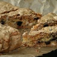 Ciasto - bakaliowy twardziel
