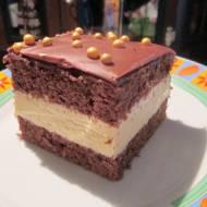 Ciasto Milky Way-z mlekiem w proszku,rewelacyjne,proste,szybkie i pyszne