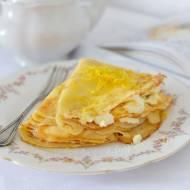Kuchnia retro, czyli naleśniki z imbirem z cytrynowym kremem z mascarpone (najlepsze pod słońcem)